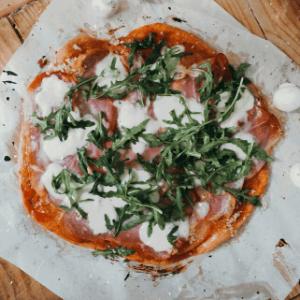 Domáca pizza z lavaš chleba