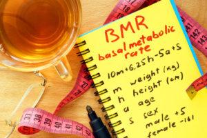 výpočet bazálneho metabolizmu