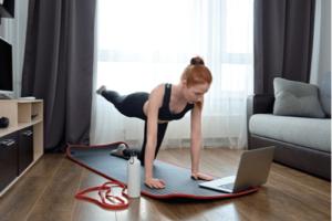 cvičenie na doma